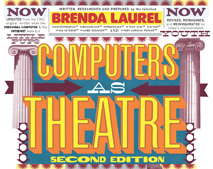 Computers as Theatre 2nd edition